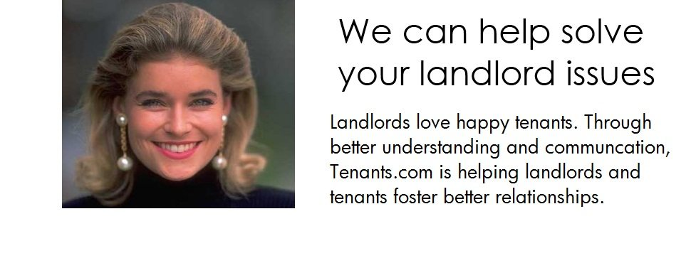 Tenants.com - the #1 Tenant Resource for Tenants and Landlords